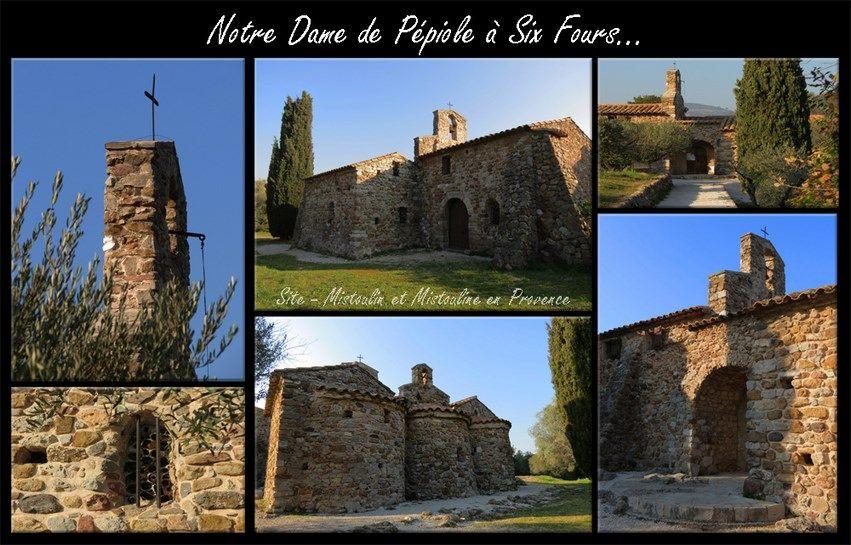 Notre Dame de Pépiole à Six Fours... http