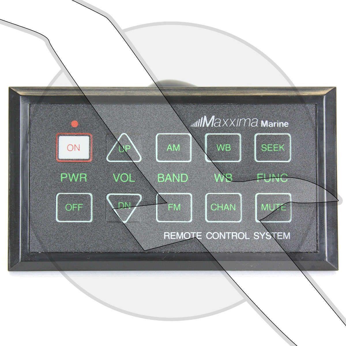 Maxxima Marine Stereo Wiring Diagram Electrical Diagrams Jbl Boat