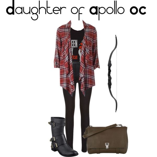 Daughter of Apollo OC Outfit   Percy Jackson   Percy ...
