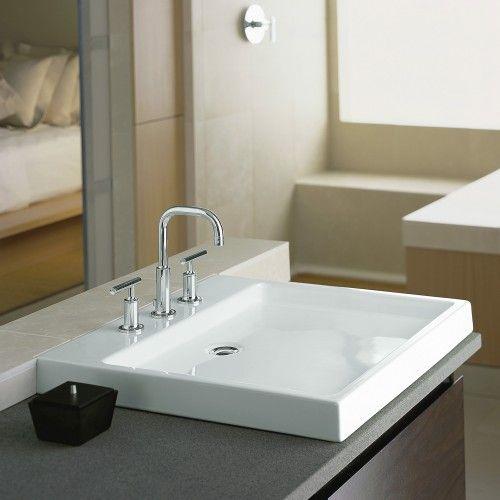 Purist Reg Wading Pool Reg Sink Bathroom Interior Design Large Bathroom Sink Sink Design
