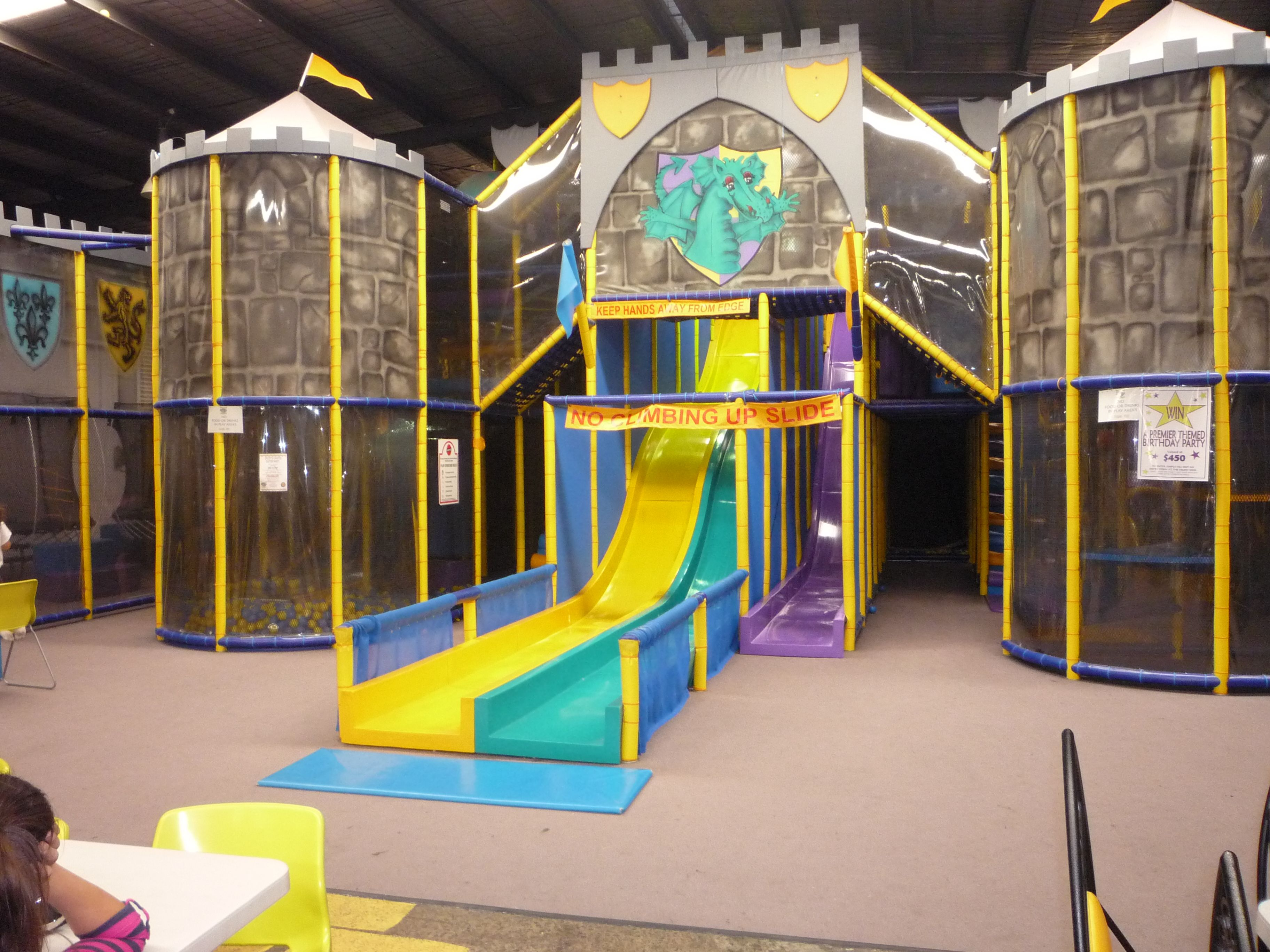 Looking for play centres melbourne or kids birthday party for Indoor birthday party places for kids