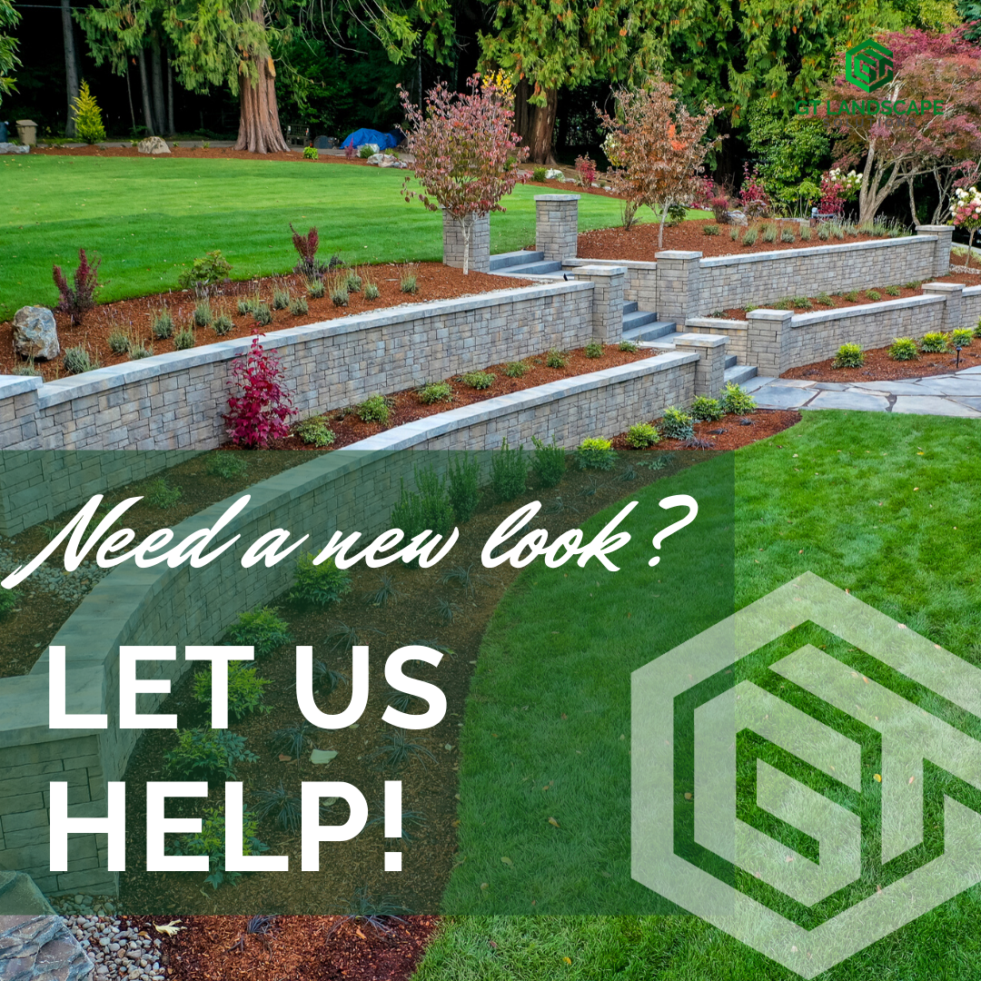 Here Is A Recent Project By Gt Landscape Solutions Completed In Portland Oregon We Installed All Landscape Irrigati Landscape Solutions Landscape Irrigation