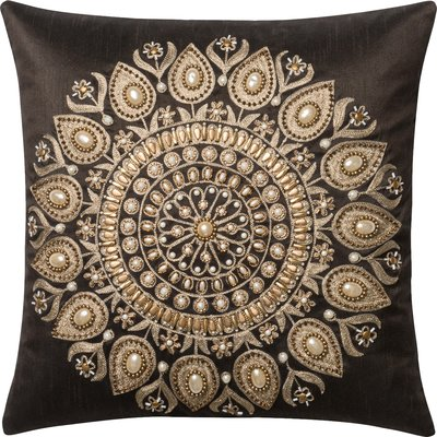 Bungalow Rose South Jefferson Throw Pillow Designer Throw