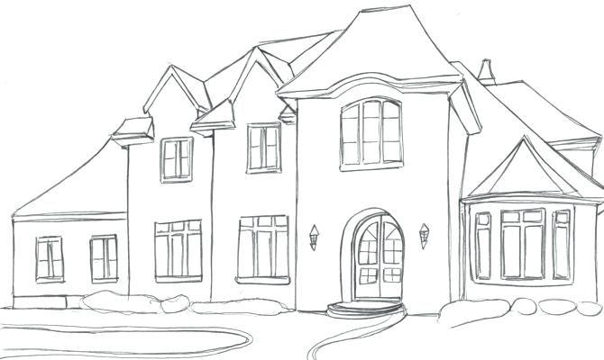 Marchenschlosser Marchenhauser Ausmalbilder Fur Kinder Malvorlagen Cartoon Haus Haus Plane Home Design