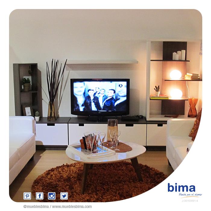 Diseño #Muebles #Sala #Comedor | Ambientes para compartir ...