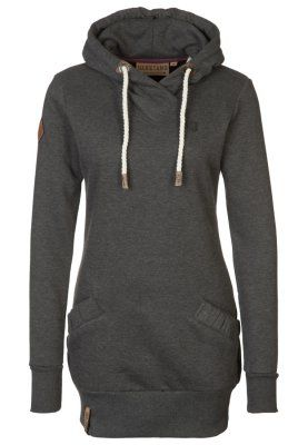 Naketano RÜBEZAHL - Hoodie - grey - Zalando.co.uk I think I've just fallen in love with this brand.
