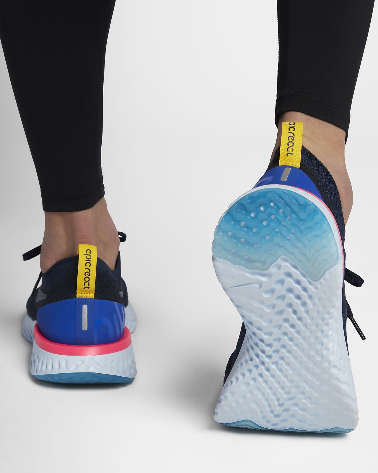ce282df4eb733d Nike Epic React Flyknit Herren-Laufschuh