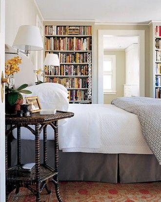 Urban Colonial Master Bedroom