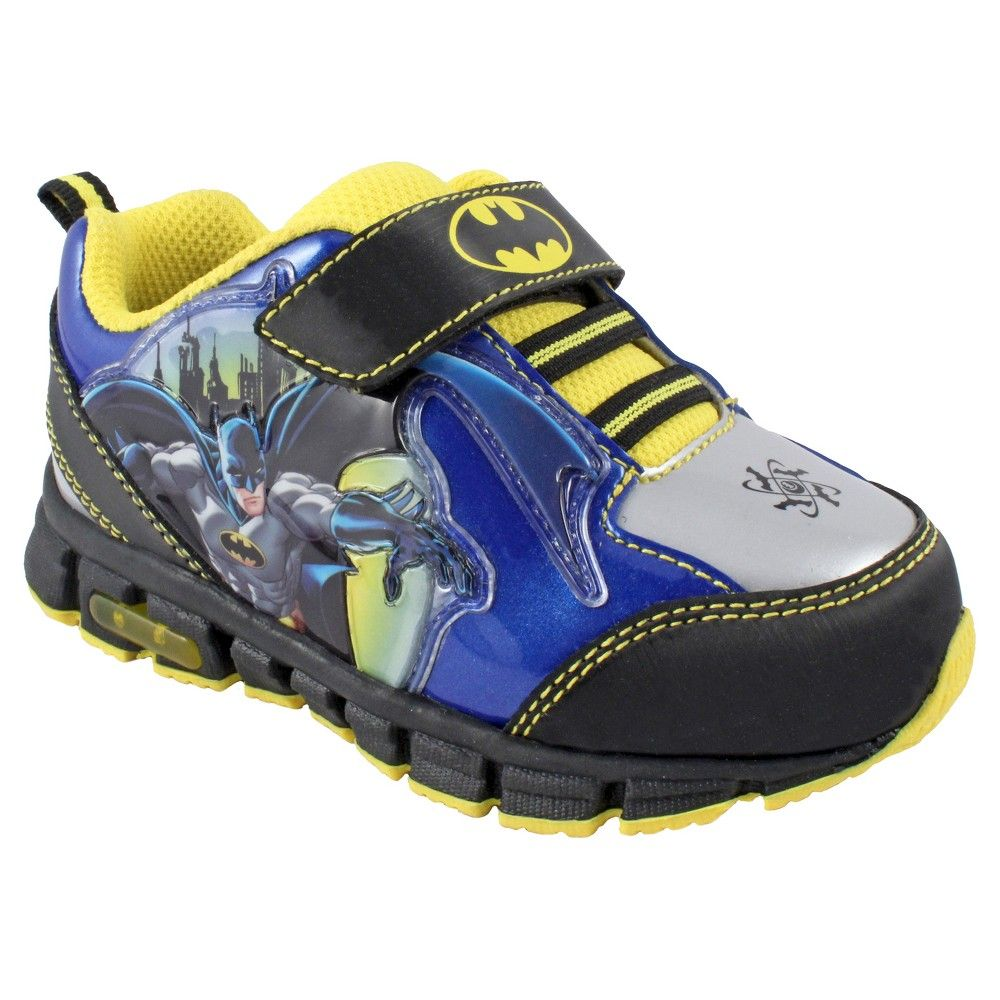 8540d9cbda51 Boys  Batman Athletic Shoes - Black 7