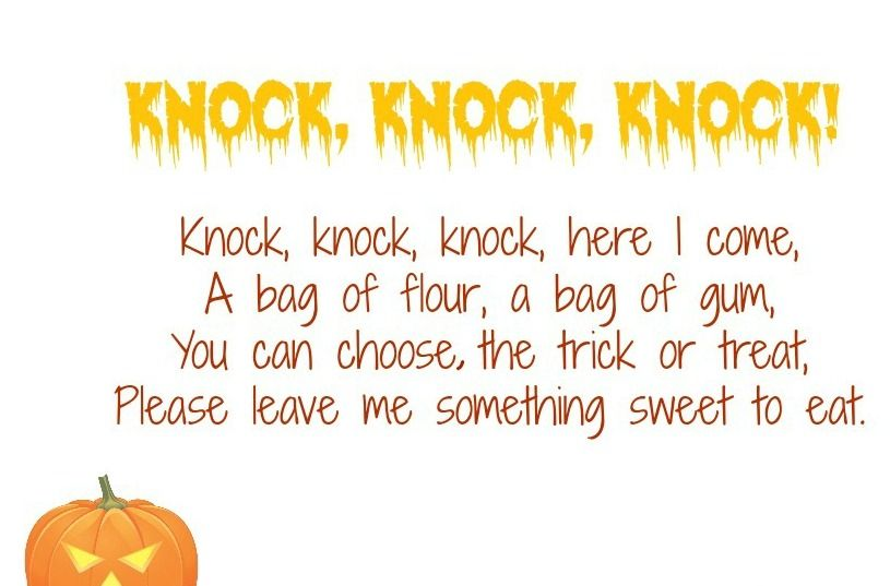 Happy halloween poems that rhyme | Happy Halloween Poems ...