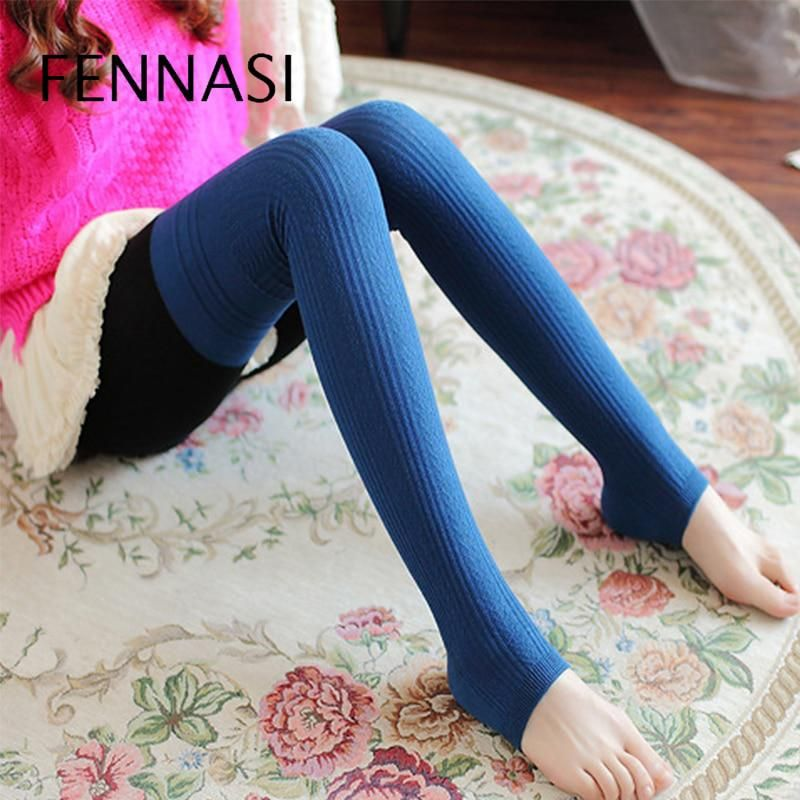 a8b92a2a07 FENNASI Sexy Pantyhose Woman Winter Warm Tights Black Patchwork Pantyhose  With Print Female Lingerie Lolita Compression Tights. Yesterday's price: US  $10.57 ...