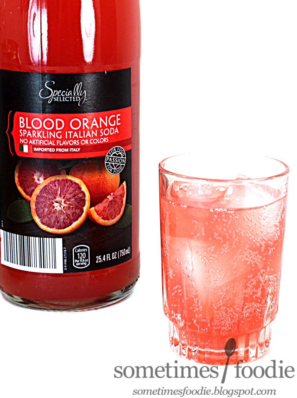 Sometimes Foodie: Blood Orange Sparkling Italian Soda - Aldi ...