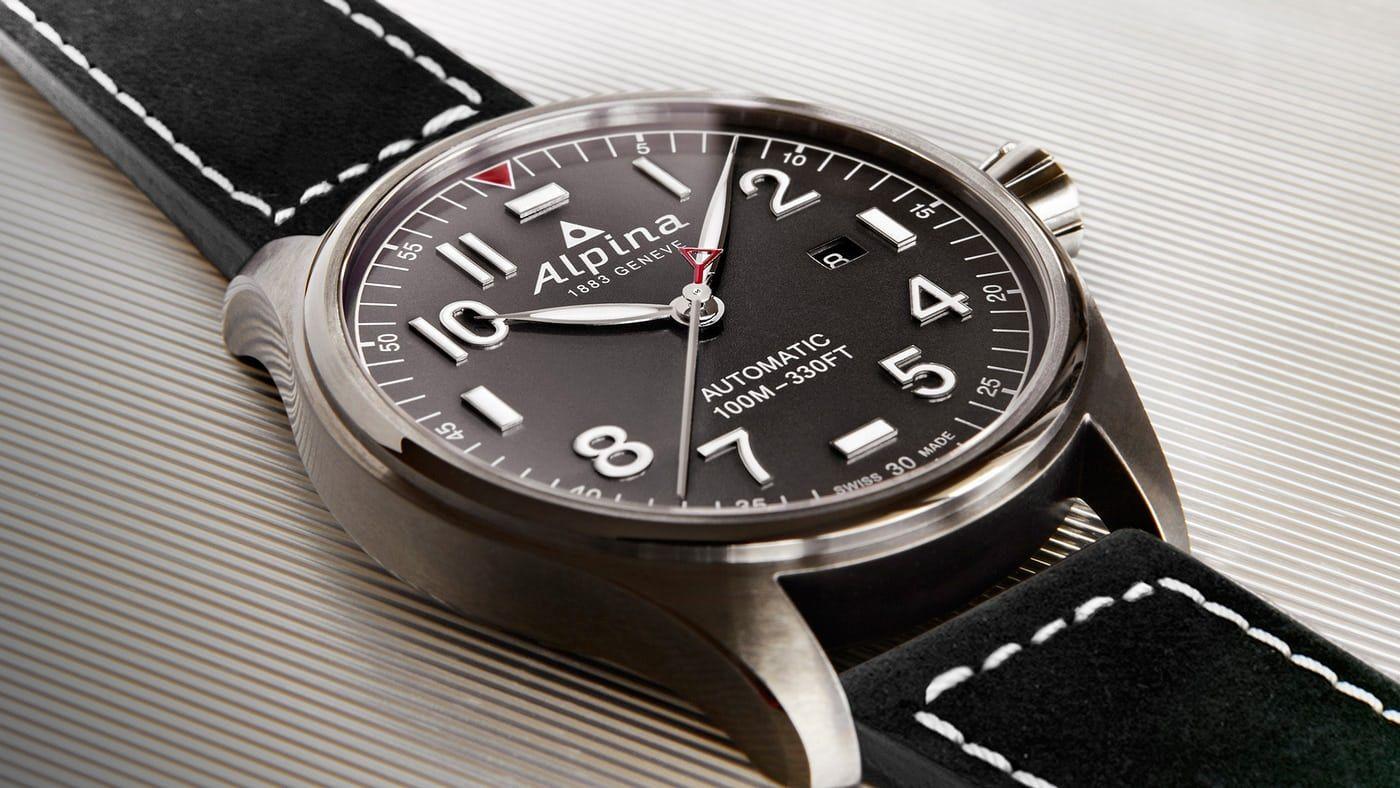 Introducing The Alpina Startimer Pilot Automatic AL525