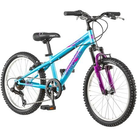 20 Mongoose Byte Mountain Bike Mountain Bike Girls Beach Bicycle Bmx Bicycle