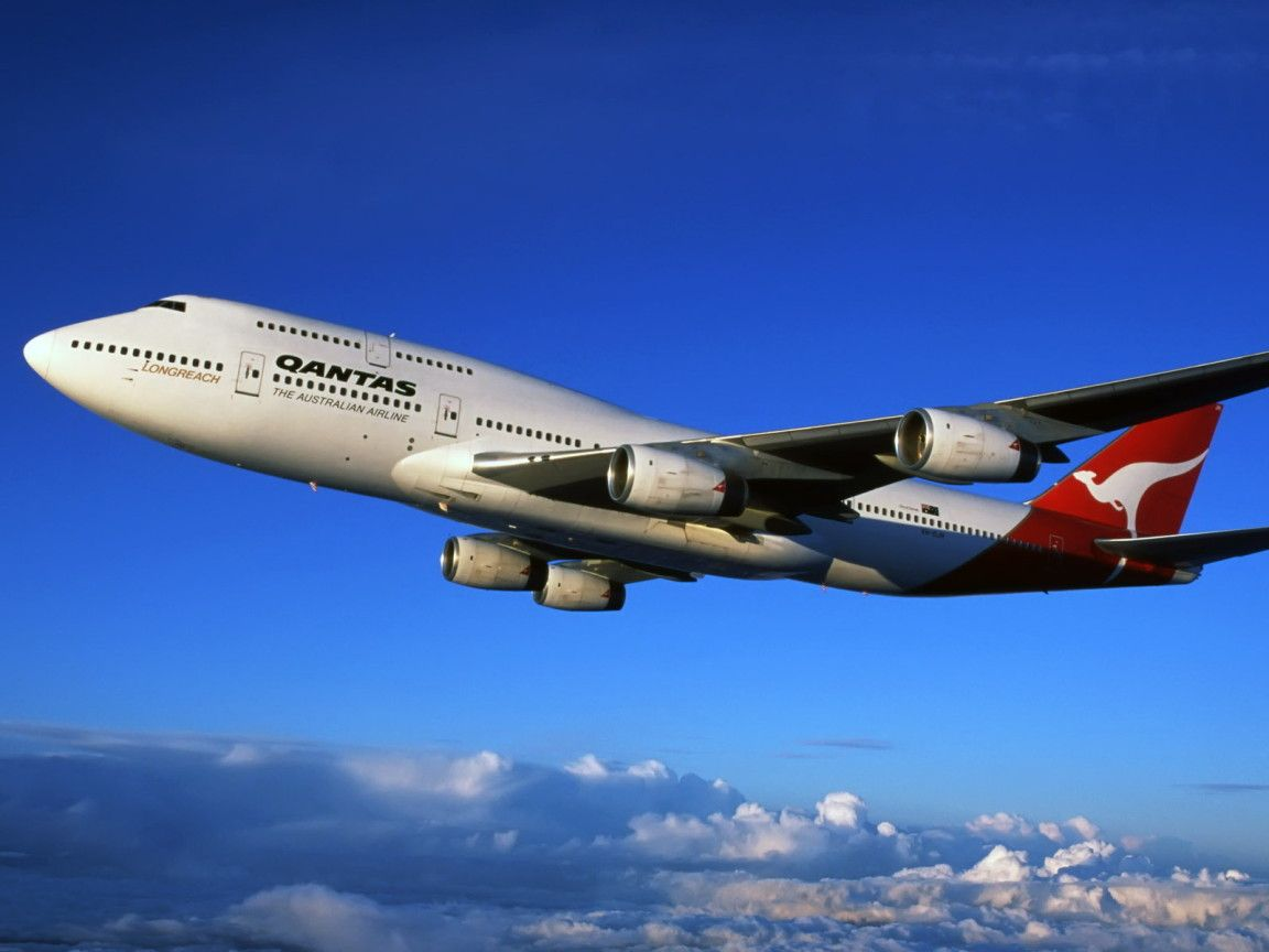 Boeing 747 Australian Airlines Desktop Wallpapers 1152x864 Aircraft Commercial Aircraft Boeing