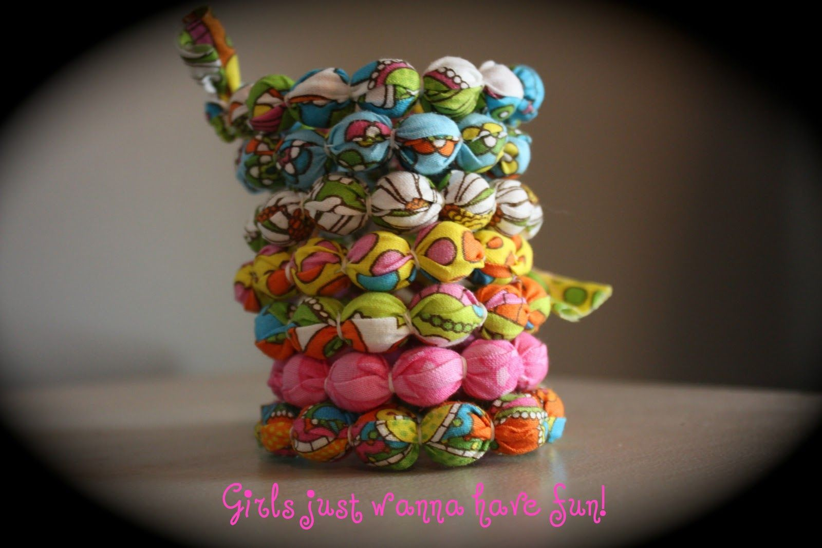 our new line of Girly bracelets!