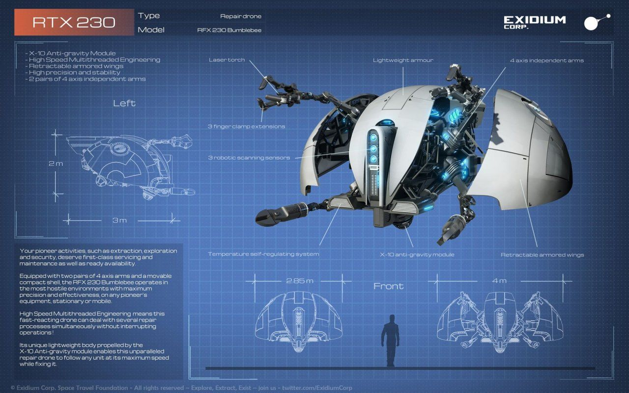 Moodcase Robots Concept Futuristic Art Futuristic Design