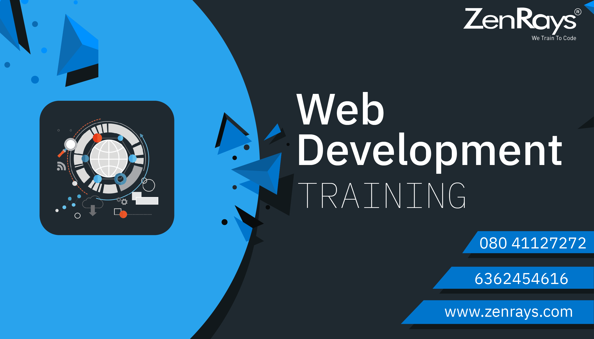 Learn the Complete Web Development Course with real time
