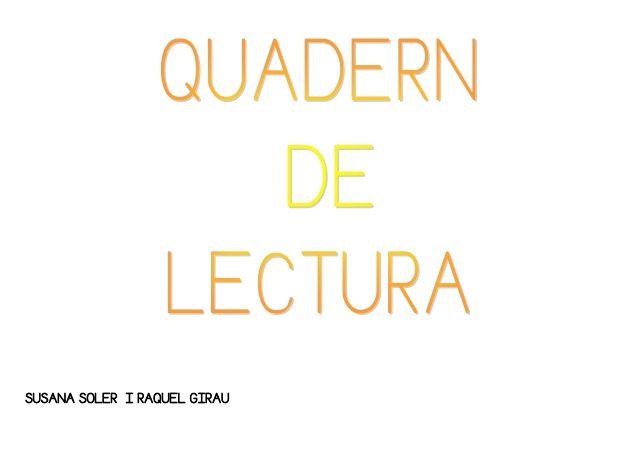 Cartilla Majuscules Completa Lectures Comprensives Catalan Language Lecture