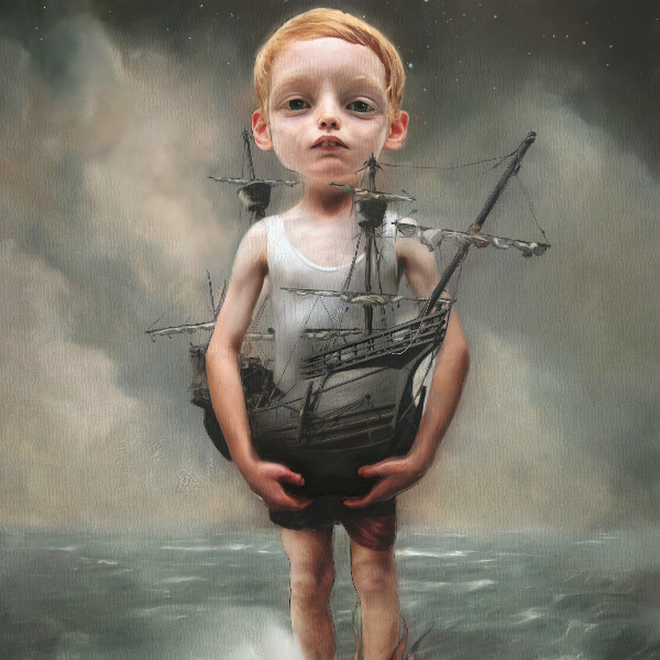 Pop surrealism, surrealism, lowbrow art, new contemporary art: Interview with pop surreal artist Richard J Oliver