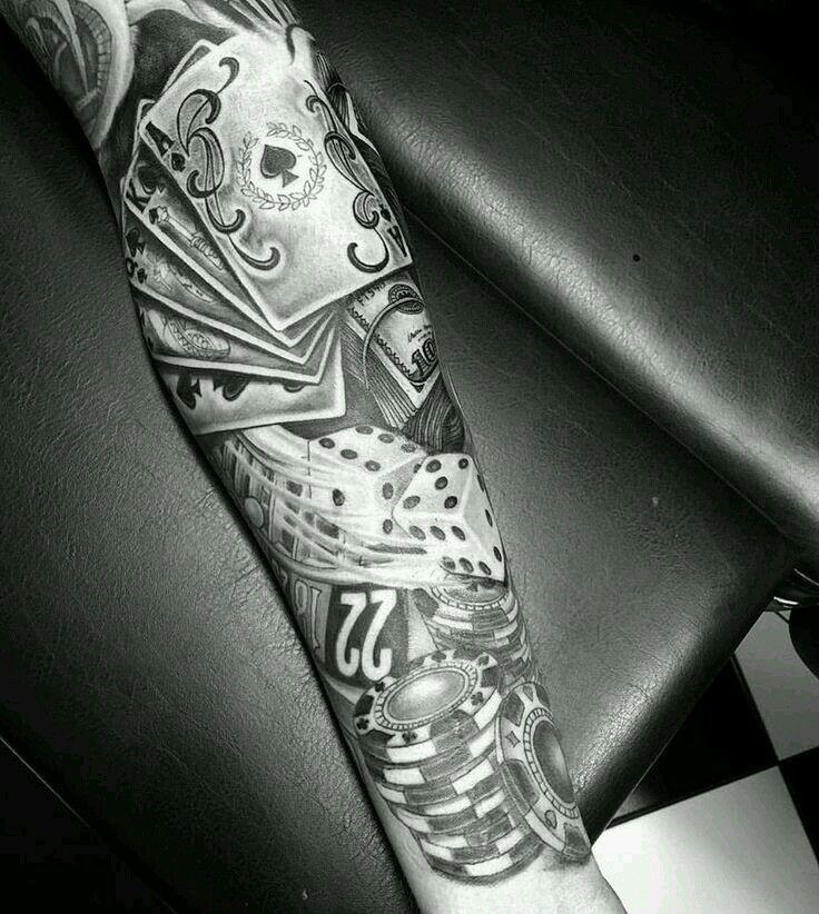 würfel tattoo vorlagen