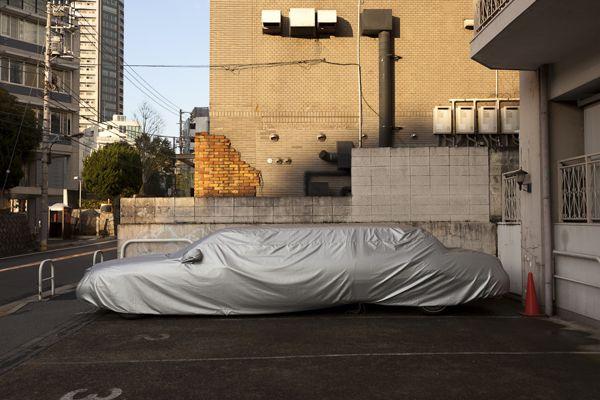 Limousine, Tokyo, by James Sebright.