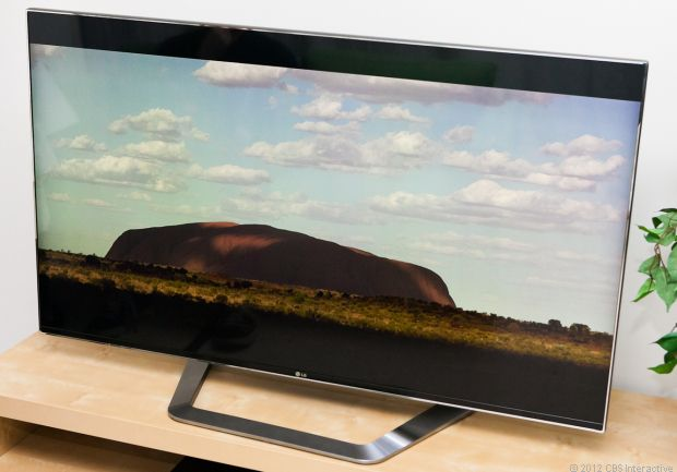 The LG LM9600 series is an incredibly striking piece of furniture with one of the the slimmest bezels ever seen. $3,299.00