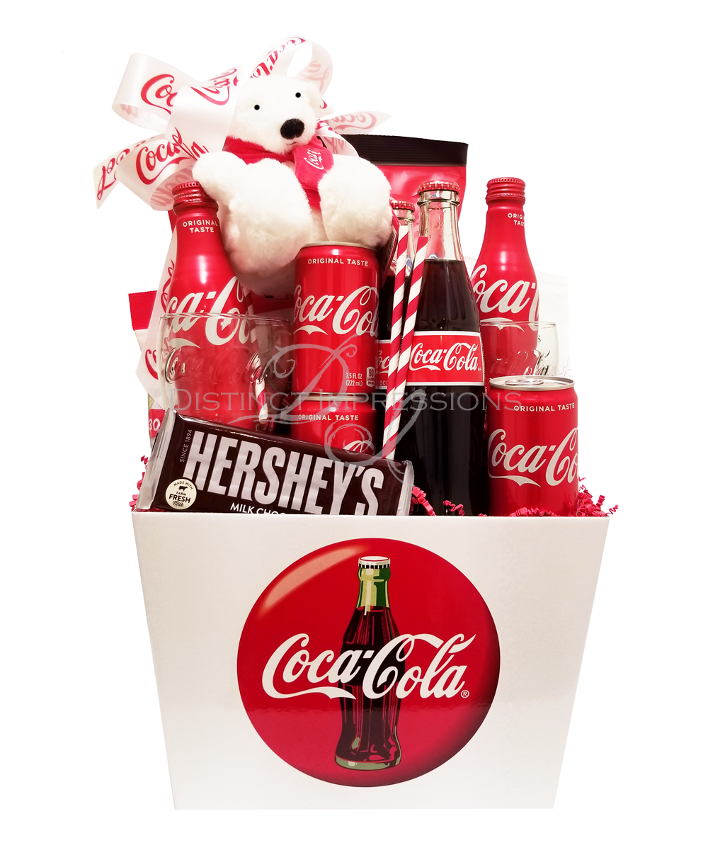 Coca Cola Gifts >> The Original Taste Of Coca Cola Gift Gift Baskets Coca Cola