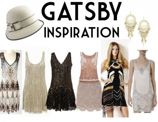 Great Gatsby Party Dress Ideas From Packard Events