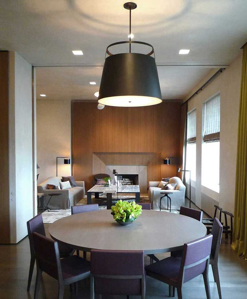Check Out The Carlyn Single Light Fixture From The Urban Electric Custom Dining Room Ceiling Lights Inspiration Design