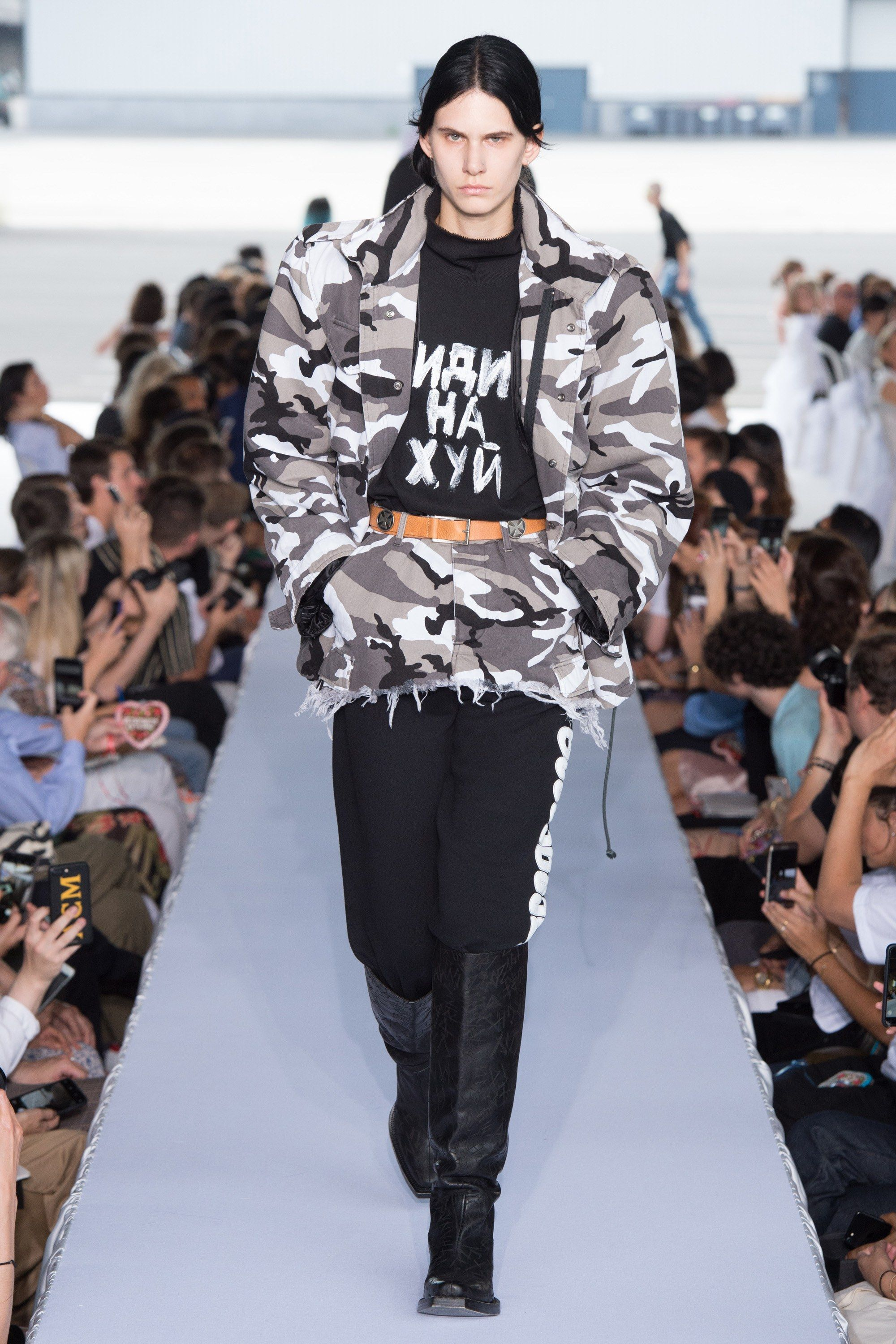 Living a Beautiful Life ~ Vetements Spring 2019 Menswear Collection - Vogue 434554a1b2d