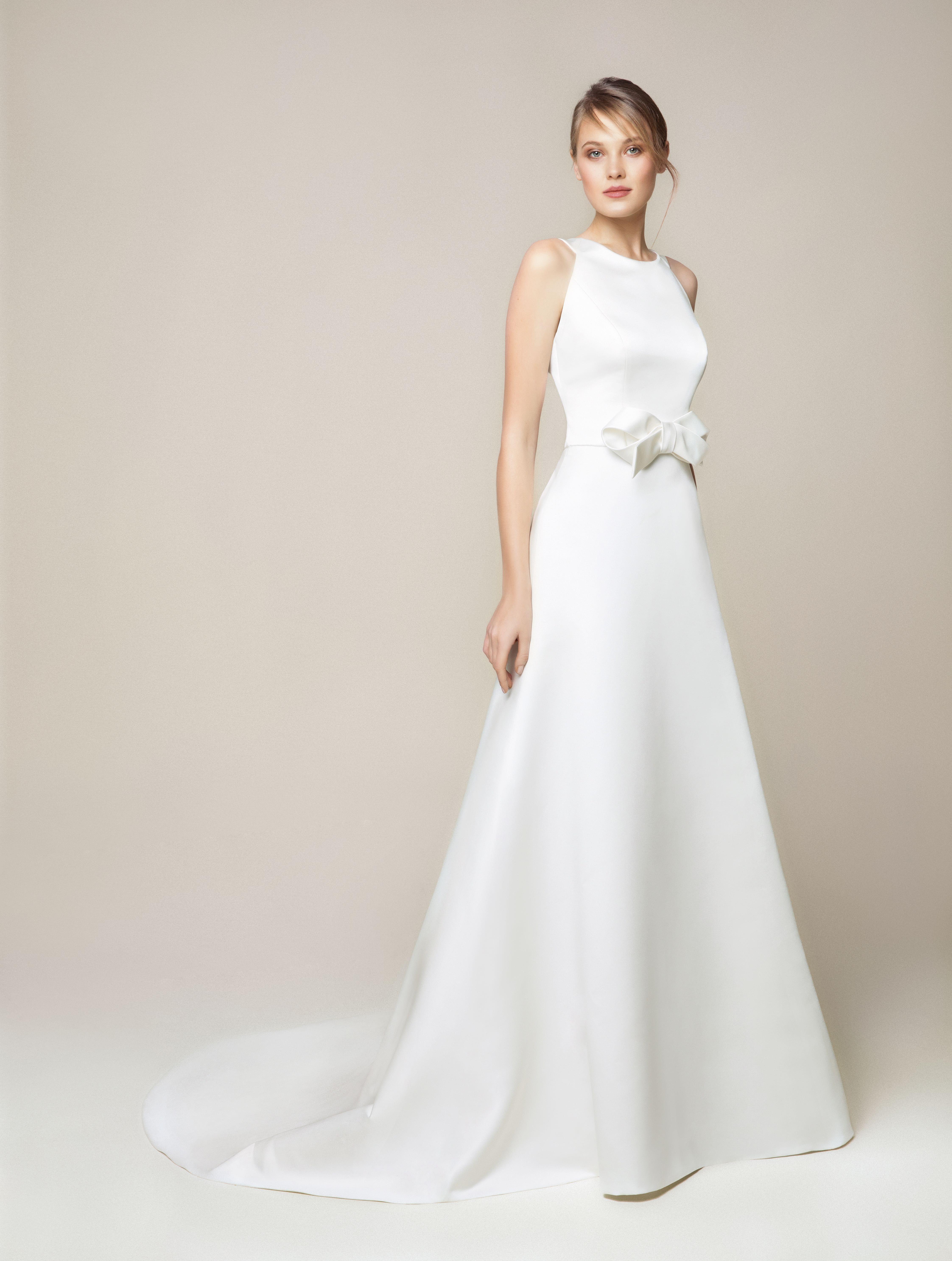 906 Bow Wedding Dress Wedding Dresses Cinderella Ball Gown Wedding Dress