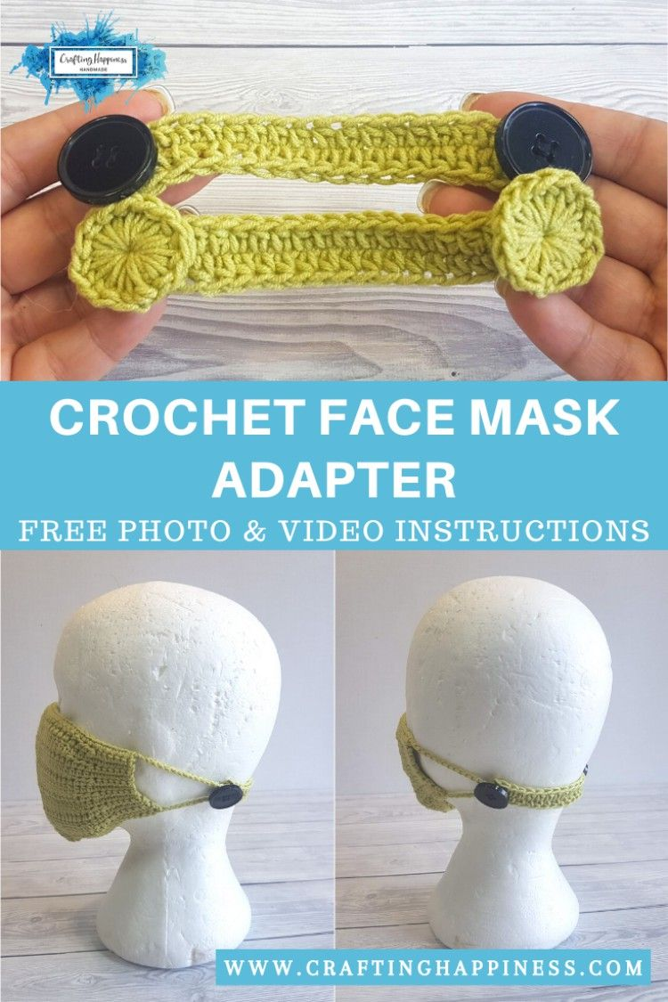 Pin On Face Mask Adapters