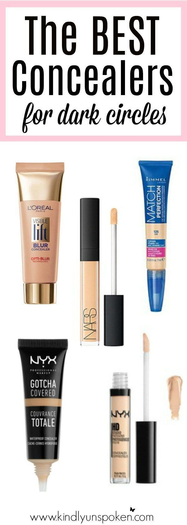 Top 5 Under Eye Concealer für Augenringe   - Beauty Bloggers {Group Board} - #Augenringe #Beauty #Bloggers #Board #Concealer #eye #für #Group #Top #darkcircle