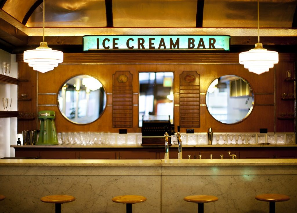 The Ice Cream Bar San Francisco