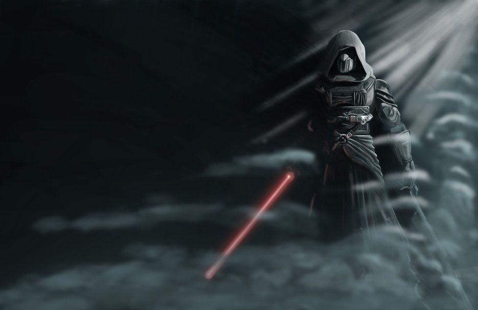 Star Wars Sith Sabre Laser Wallpaper