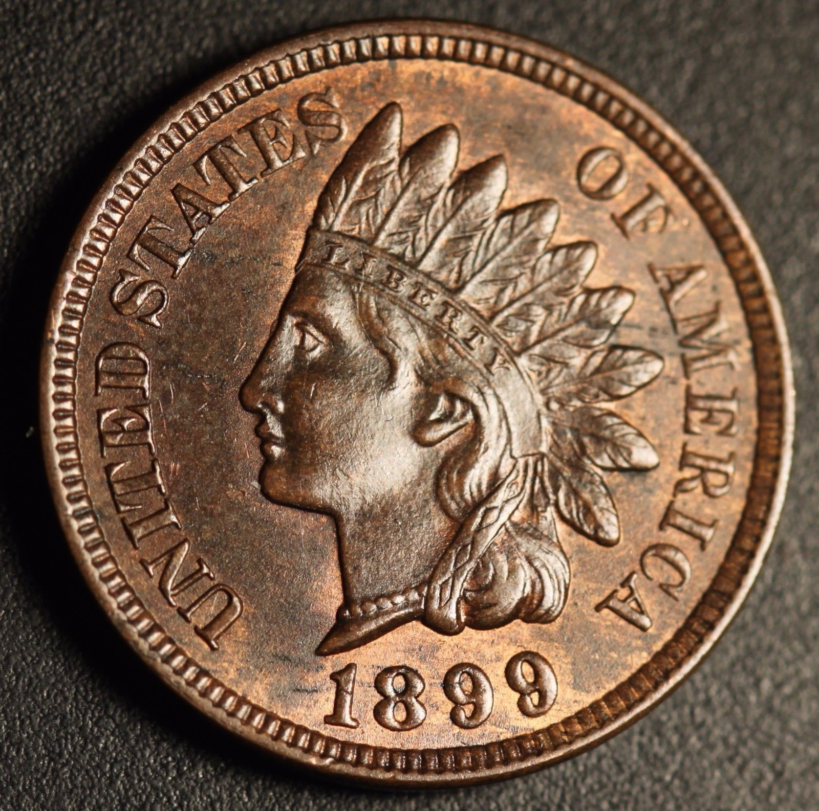 1899 Indian Head Cent Au Bu Unc With A Touch Of Mint Luster Http Rover Ebay Com Rover 1 711 53200 19255 0 1 Coins For Sale Coin Worth Coins Worth Money