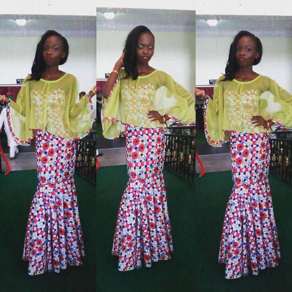 Traditional nigerian wedding dresses  pweetygeek  Ankara Design African fashion Ankara kitenge