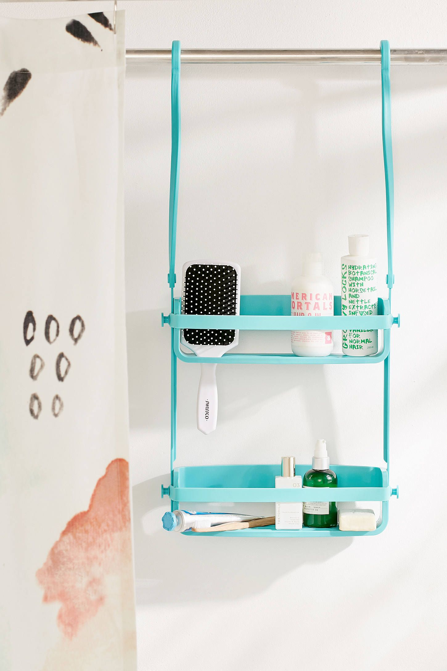 Preston Flex Shower Caddy | Preston, Apartments and Bedrooms