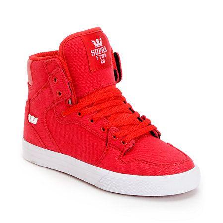 Supra shoes, High tops
