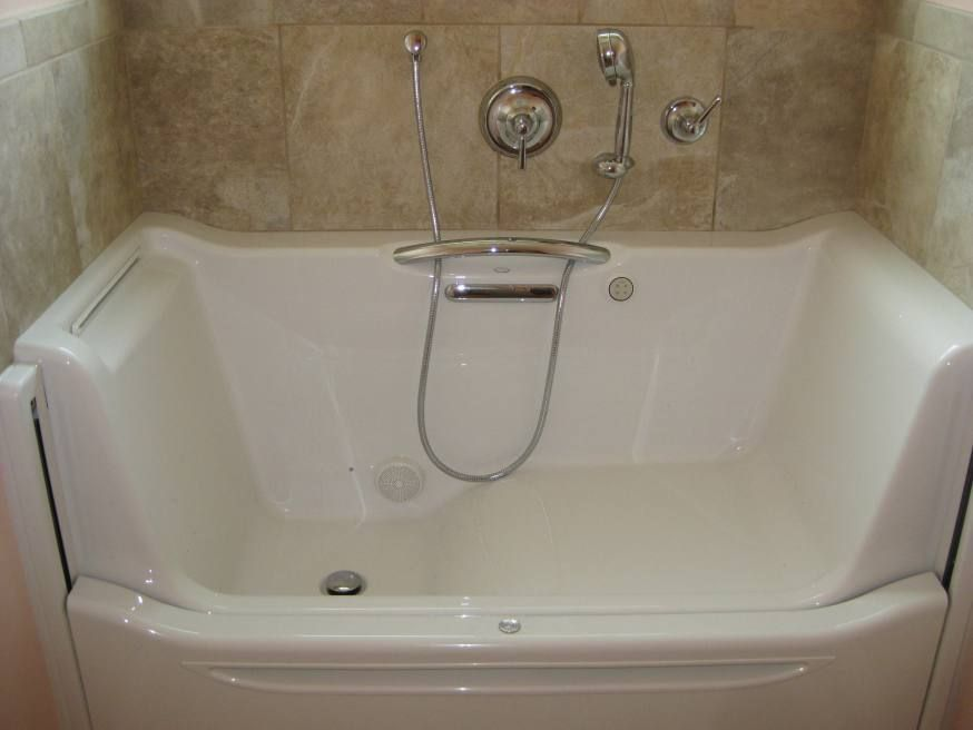 Kohler Vasca Da Bagno : Vasca da bagno con parete mobile saliscendi home projects tub