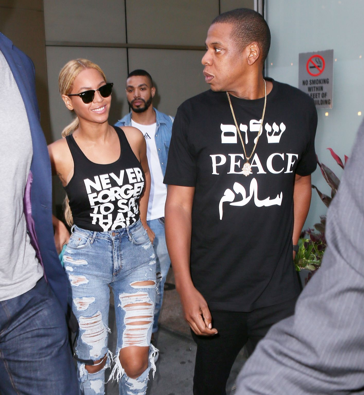 Jay z black t shirt white cross - If This Israeli T Peace T Shirt Is Good Enough For Jay Z