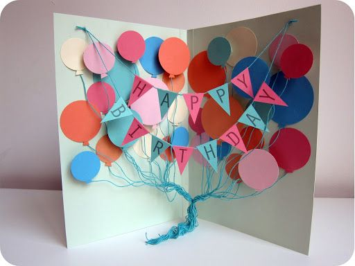 Birthday Card Craft Ideas For Toddlers ~ Diy projects crafts birthday boys birthdays and crafty