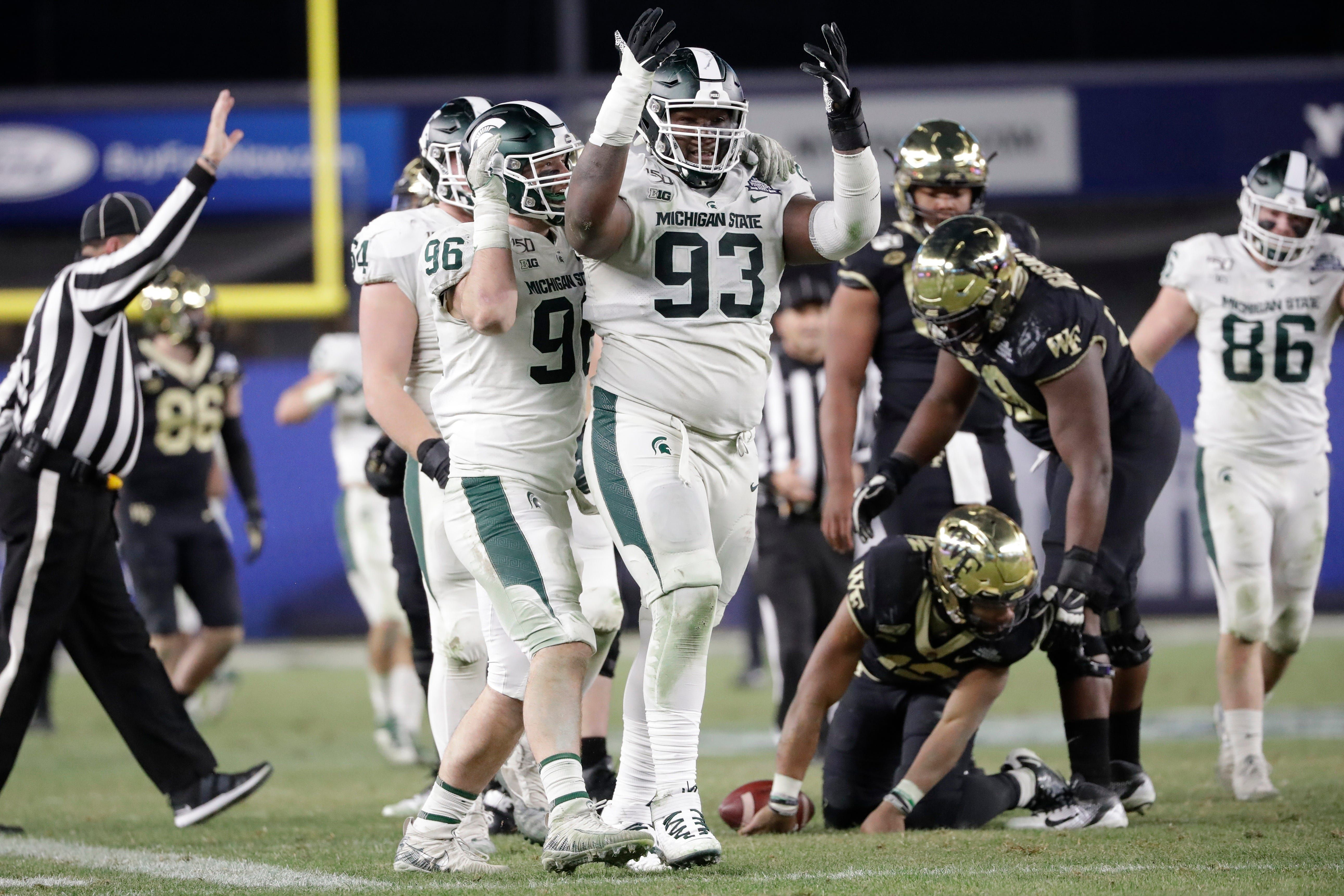 Michigan State Football What We Learned In 2019 What To Watch In 2020 Michigan State Football Michigan State Michigan