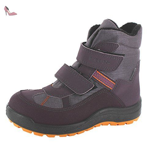 Chaussures Ricosta grises Fashion fille 4m6j9UTe