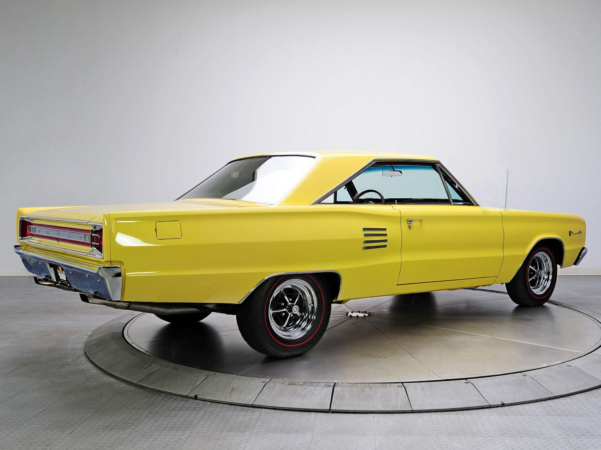 1966 dodge coronet 500 440