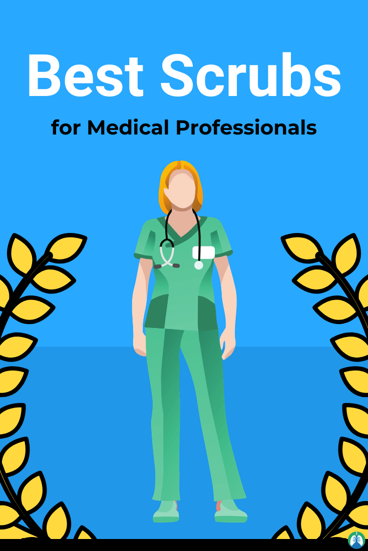 7 Best Scrubs 2021 Guide For Respiratory Therapists Nurses Doctors Respiratory Therapist Respiratory Therapy Student Respiratory Therapy
