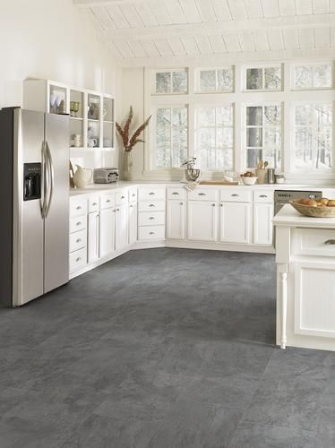 Menards Sheet Vinyl 1 19 Sq Foot This Is What I Want Room Sizes Kitchen 20x10 Mudroom 8x7 5 Laundry Vinyl Flooring Kitchen House Flooring Kitchen Flooring