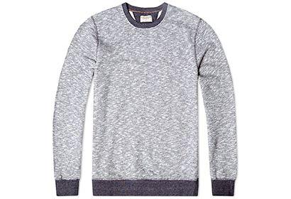 Organic cotton sweatshirt from End