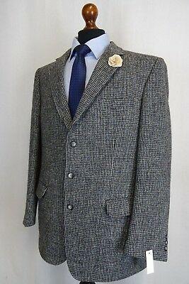 Ebay Link Men S Grey Harris Tweed Jacket Blazer 42r Aa1979 Clothing Shoes Accessories Mensclothing Fashion
